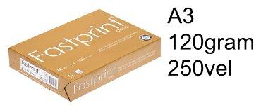 Fastprint gold kopieerpapier, formaat A3, 120 grams, kleur wit