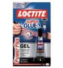 Secondelijm Loctite Powerflex gel tube 3gram op blister