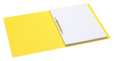 Snelhechter Jalema Secolor met strip en dekplaat A4 geel