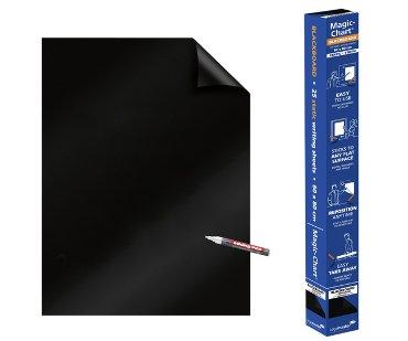 Magic-Chart Legamaster whiteboard 60x80cm zwart