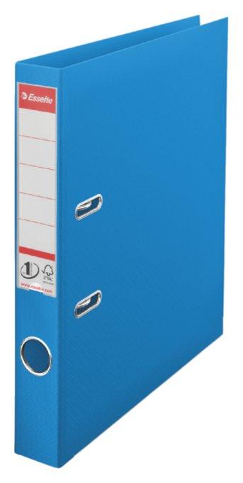 Ordner Esselte Vivida A4 50mm PP blauw