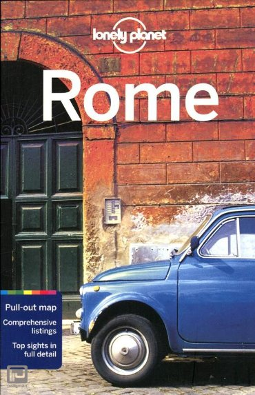 Lonely Planet City Guide Rome dr 7
