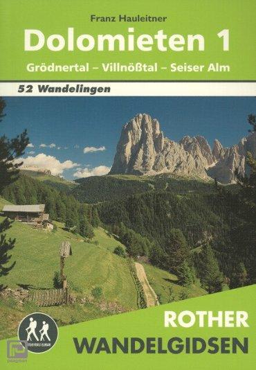 Dolomieten - Rother Wandelgidsen