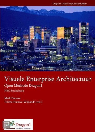 Visuele Enterprise Architectuur - Dragon1 Architecture Books Library