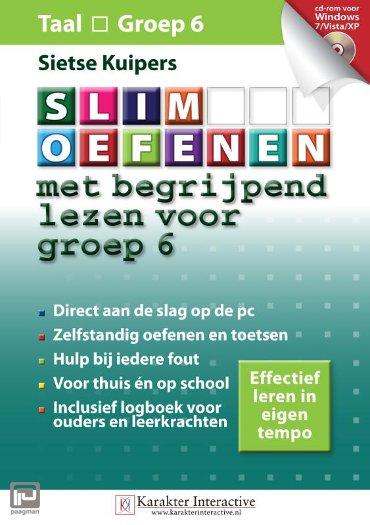 Slim oefenen met begrijpend lezen voor groep 6 / Versie 1.0 - Slim Oefenen