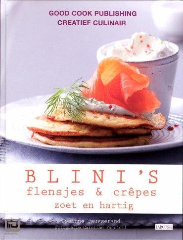 Blini's - Creatief Culinair