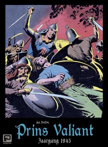 Prins Valiant / 9 Jaargang 1945