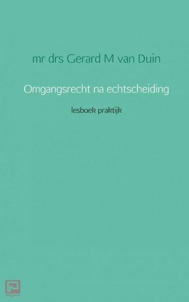 Omgangsrecht na echtscheiding - Juristnet handboeken praktijk
