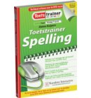 Toetstrainer Taal / Spelling
