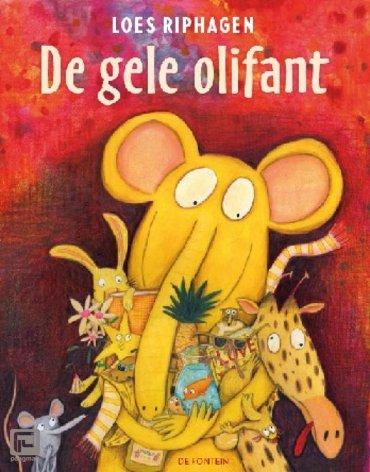 De gele olifant