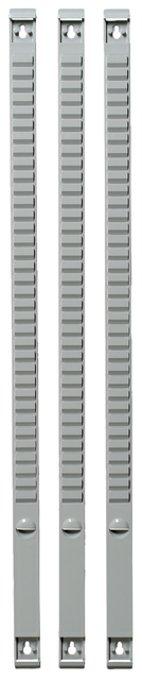 Planbord Element 50 sleuven 15mm grijs