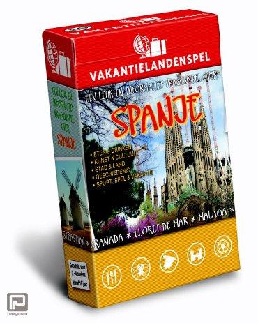 Vakantielandenspel Spanje - Vakantielandenspel