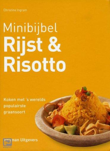 Rijst en risotto - Minibijbel