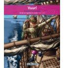 Vuur / Michiel de Ruyter - Terugblikken leesboeken