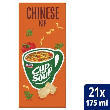 Cup-a-soup Chinese kippensoep 21 zakjes