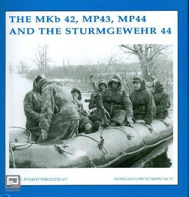 The MKb42, MP43 MP44 and the sturmgewehr 44 - The propaganda photo series