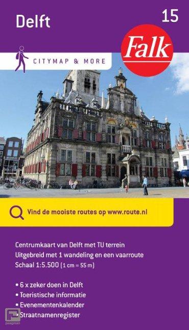Delft - Falk citymap & more