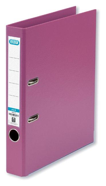 Ordner Elba Smart Pro+ A4 50mm PP roze