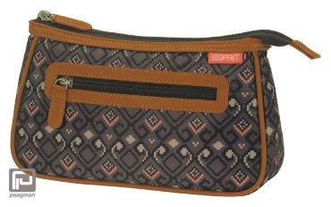 Esprit Classic Make Up Tas Bruin