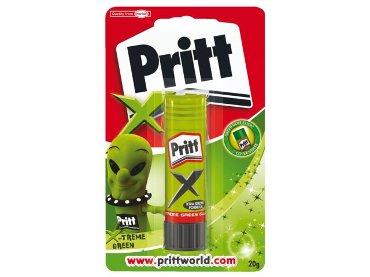Lijmstift Pritt Green 20gr op blister