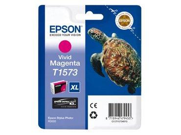 Inkcartridge Epson T1573 rood