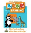 Pipapanda en haar wilde dierenvriendjes / 3 tot 5 jaar - Loco Bambino