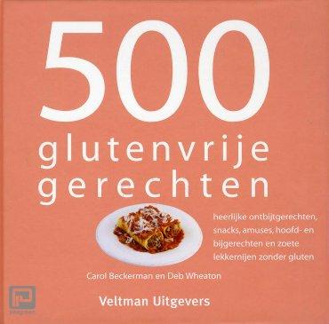 500 glutenvrije gerechten