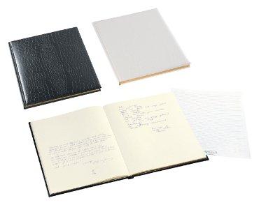 Gastenboek Brepols Belleganza wit