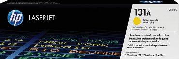 Tonercartridge HP CF212A 131A geel