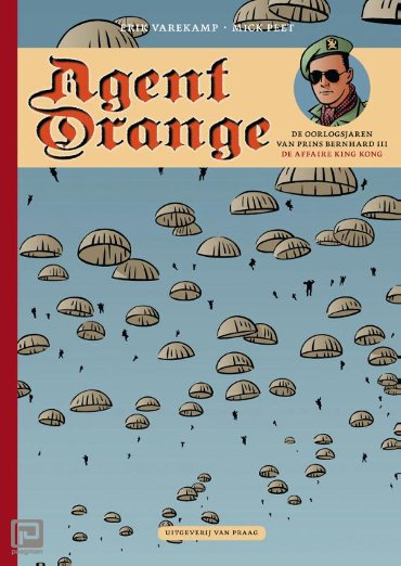 Agent Orange / 3: De affaire King Kong - Agent Orange