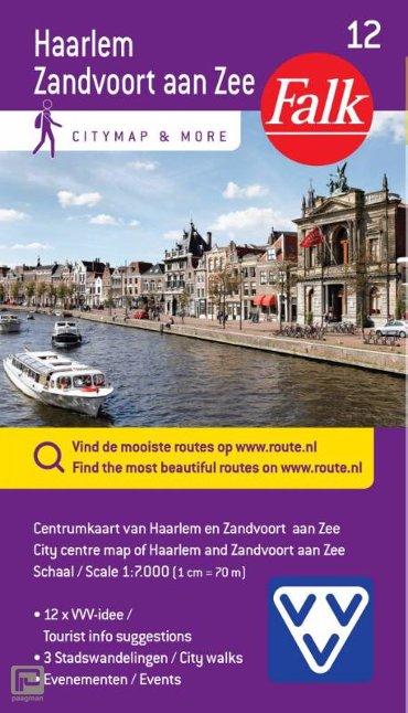 Haarlem - Falk citymap & more