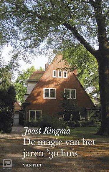 De magie van het jaren '30 huis