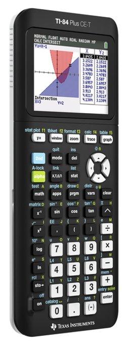 Rekenmachine TI-84 Plus CE-T