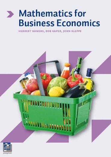 Mathematics for Business Economics