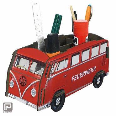 Werkhaus pennenbak brandweerauto