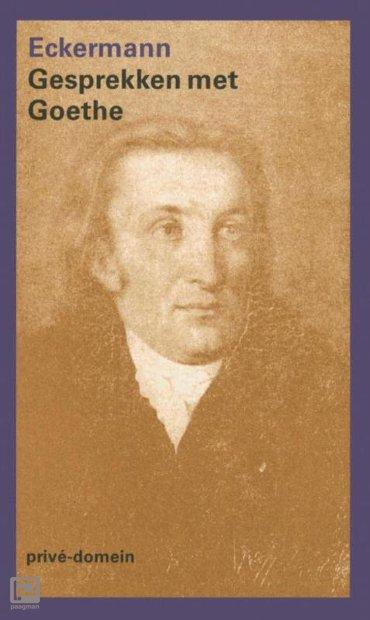 Gesprekken met Goethe - Privé-domein