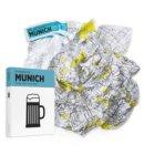 Crumpled City Maps München