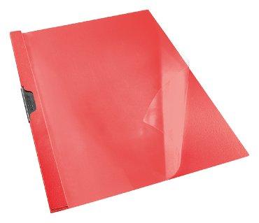 Klemmap Esselte Vivida PVC Rood