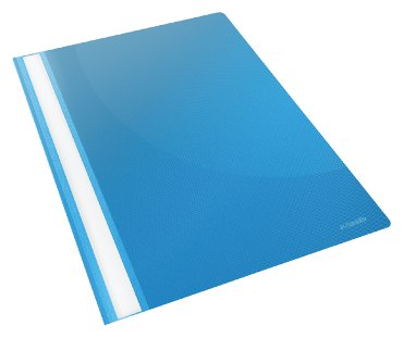 Snelhechter Esselte Vivida A4 PP blauw