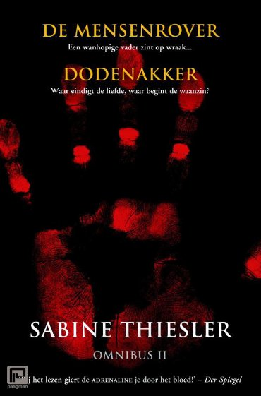 Sabine Thiesler omnibus II / De mensenrover Dodenakker