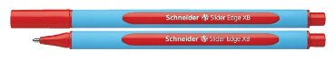 Balpen Schneider Slider Edge rood extra breed