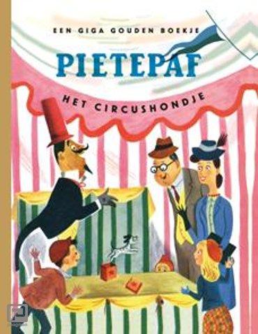 Pietepaf / Het circushondje - Gouden Boekjes