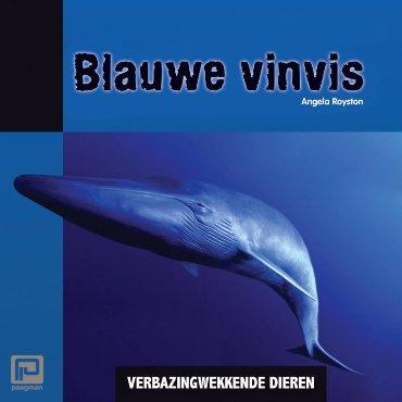Blauwe vinvis - Verbazingwekkende dieren