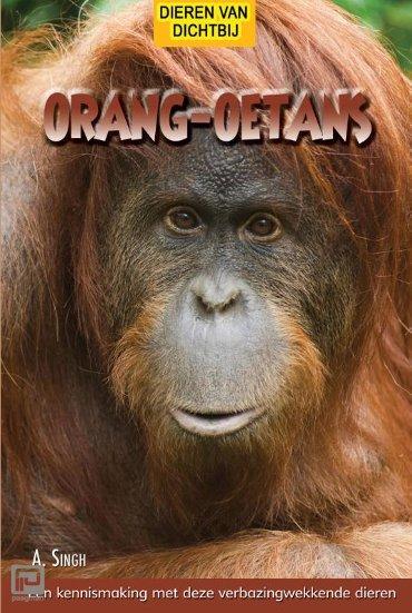 Orang oetans - Dieren van dichtbij