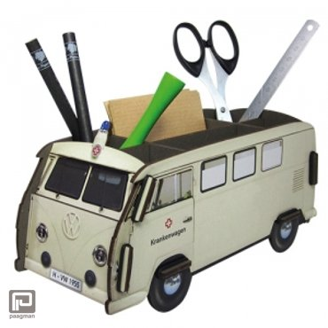 Werkhaus pennenbak ambulance