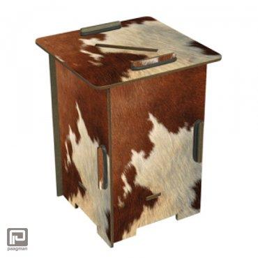Werkhaus Twin Box koeienvacht