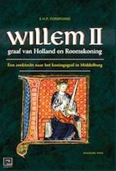 Willem II graaf van Holland en Roomskoning