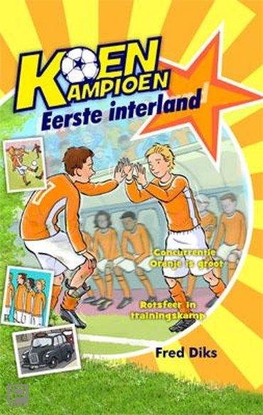 Eerste interland - Koen Kampioen