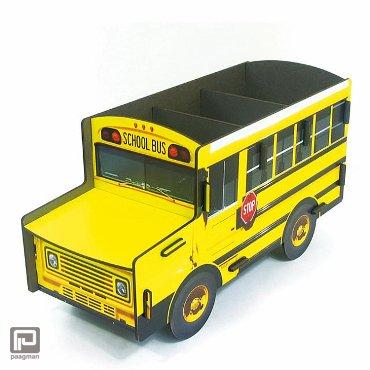 Werkhaus CD box schoolbus