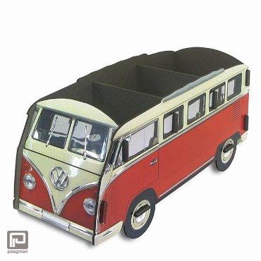 Werkhaus CD box Volkswagen bus